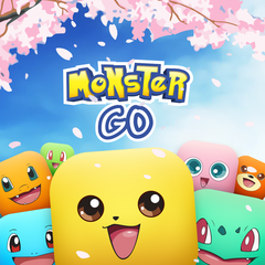 Touch monstergo html5 1200x1200