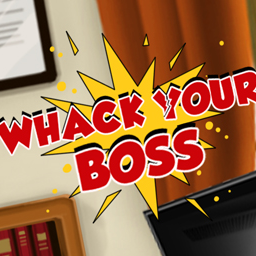 Whack your boss splash 512x256