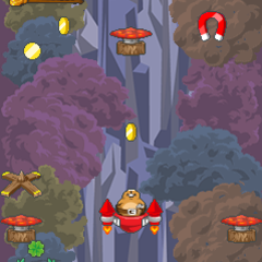 Touch jumpwithjustin html5 screen 240x320 4
