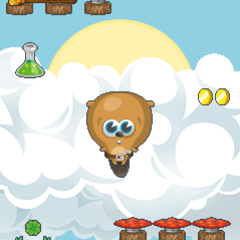 Touch jumpwithjustin html5 screen 240x320 5