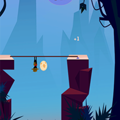 Touch jurassicrun html5 screen 240x320 4