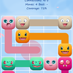 Touch monstergo html5 screen 240x320 2